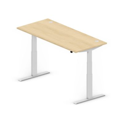 Steh-Sitztisch Creaform M Comfort, rechteckig