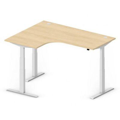 Steh-Sitztisch Creaform M Comfort, Freiform XXL