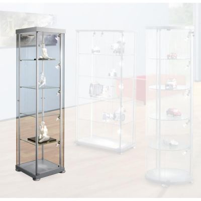 Glasvitrine Silverline