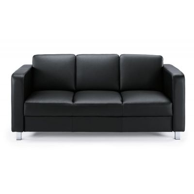 Echtleder 3-Sitzer