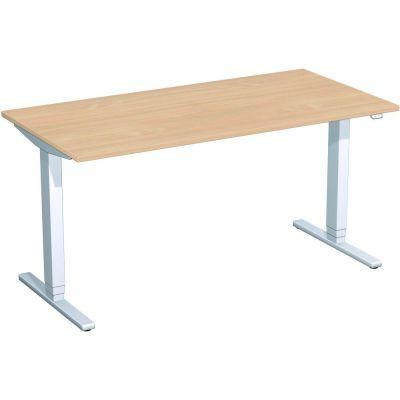 Elektro-Schreibtisch Flexo