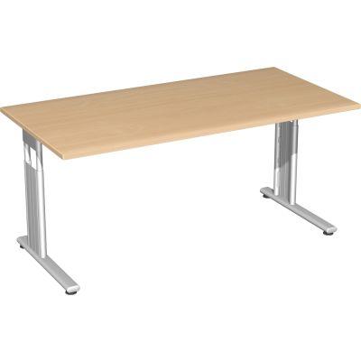 Schreibtisch C Fuß Flex