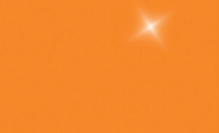 Orange Hochglanz
