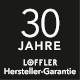 Löffler 30 Jahre Herstellergarantie
